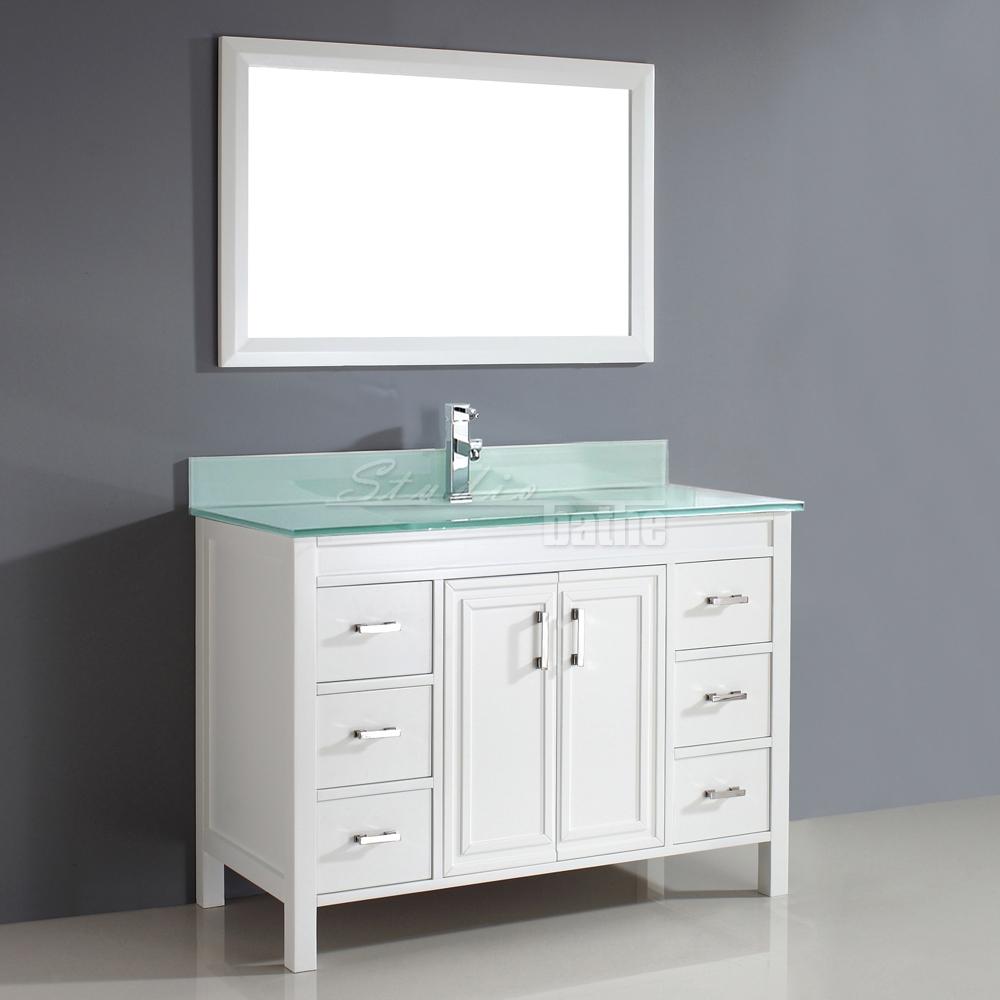 18 Inch Bathroom Vanity Canada Image